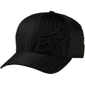 Fox Flex 45 Flexfit Cap Men black pinstripe